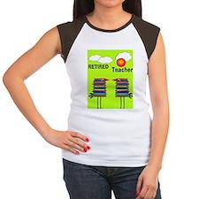 ff ret teacher 1 Women's Cap Sleeve T-Shirt