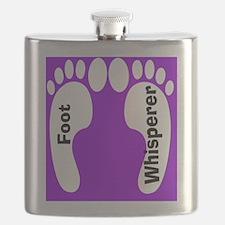foot whisperer Flask