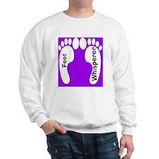 foot whisperer Sweatshirt