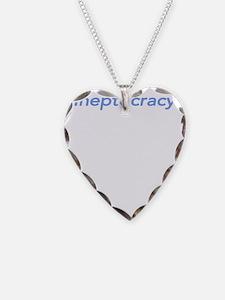 Ineptocracy3W Necklace