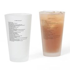You might be a NICU nurse if.... Drinking Glass