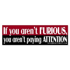 ...you aren't paying attention (sticker)