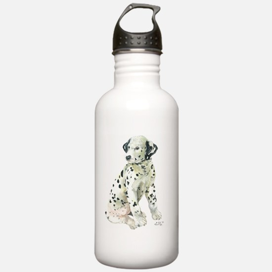 Dalmation Sports Water Bottle