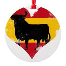 The Spanish Bull, El Toro de España Ornament