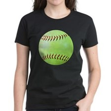 Softball Gift Car Magnet Tee