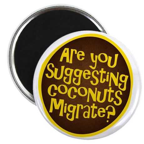 coconuts migrate Magnet