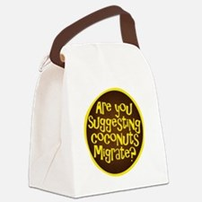 coconuts migrate Canvas Lunch Bag