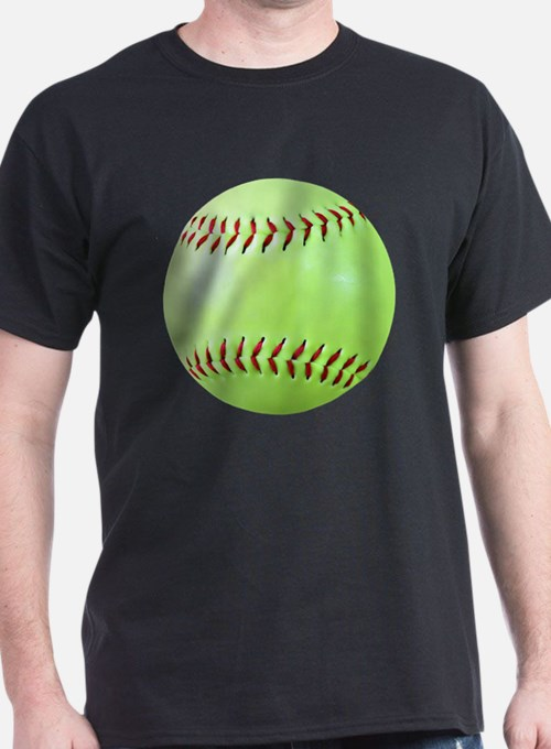 Softball Gift Car Magnet T-Shirt