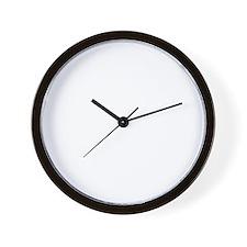 fetchez la vache Wall Clock