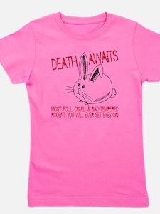 death awaits Girl's Tee