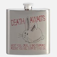 death awaits Flask