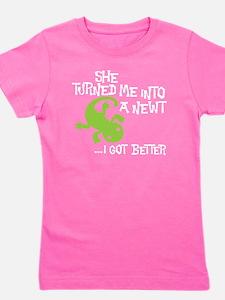 newt Girl's Tee