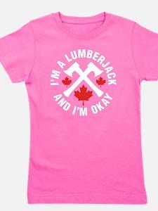 Lumberjack Girl's Tee