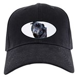 BJ Pug Black Cap
