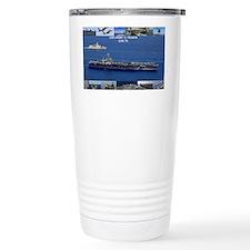 USS Harry S Truman (CVN-75) Travel Mug