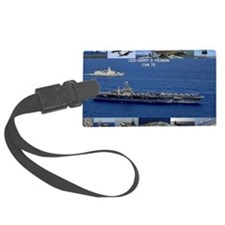 USS Harry S Truman (CVN-75) Luggage Tag