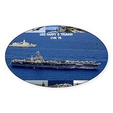 USS Harry S Truman (CVN-75) Decal
