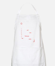 8 Ways To Torture An OCD Friend Apron