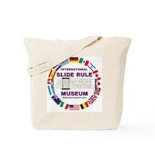 ISRM logo w/url Tote Bag