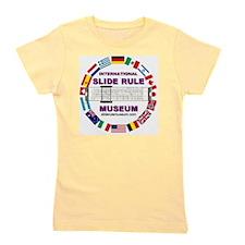 ISRM logo w/url Girl's Tee