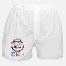 ISRM and OS Logo Boxer Shorts