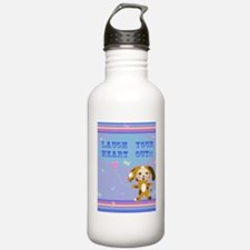 Laugh your heart  out! Water Bottle