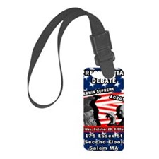 aleister-crowley-vermin-supreme Luggage Tag