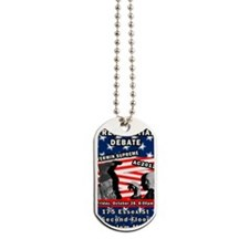 aleister-crowley-vermin-supreme Dog Tags