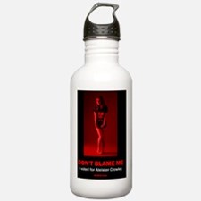 dont-blame-me-aleister Water Bottle