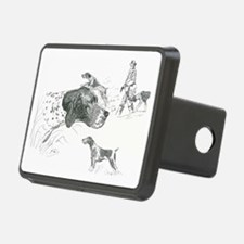 Pointers - Hunting Dogs Hitch Cover