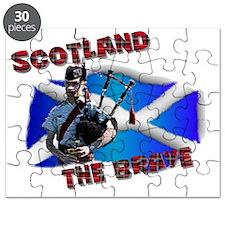 Scotland the brave Puzzle