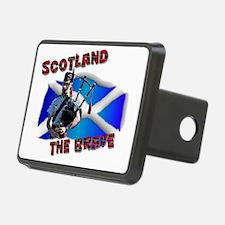 Scotland the brave Hitch Cover