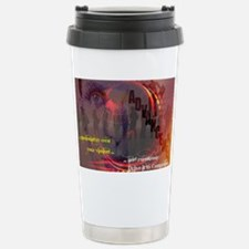 Own Your Vision Stainless Steel Travel Mug