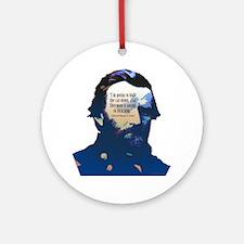 General Grant Round Ornament