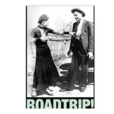 ROADTRIP! Postcards (Package of 8)
