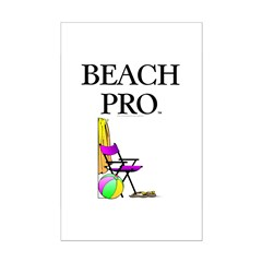 Beach Pro Posters