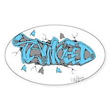 Tawheed Graffiti Decal