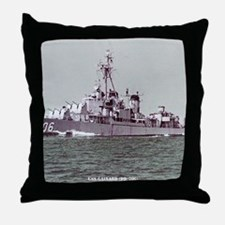 gainard framed panel print Throw Pillow