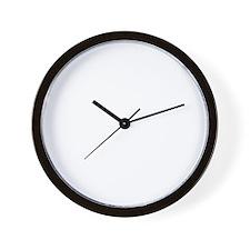 IQ, Vintage Wall Clock