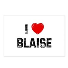 I * Blaise Postcards (Package of 8)