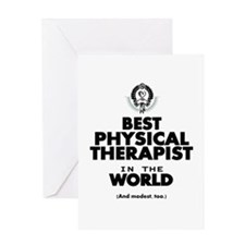 The Best in the World – Physical Therapist Greetin