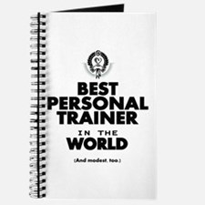 The Best in the World – Personal Trainer Journal