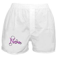 New - Pink Boxer Shorts