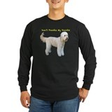 Goldendoodle Long Sleeve T-shirts (Dark)