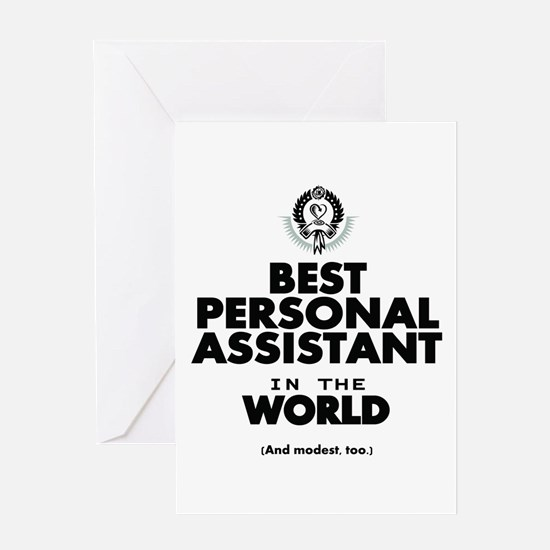 The Best in the World – Personal Assistant Greetin
