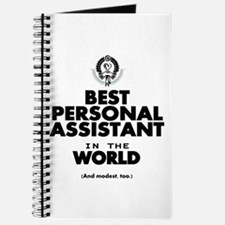 The Best in the World – Personal Assistant Journal