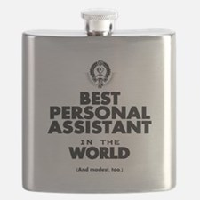 The Best in the World – Personal Assistant Flask