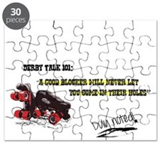 Blockers Holes Puzzle