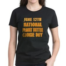 Peanut Butter Cookie Day Tee