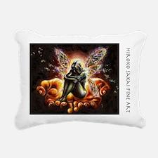 I Believe Rectangular Canvas Pillow